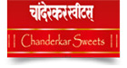 chanderkar sweets logo